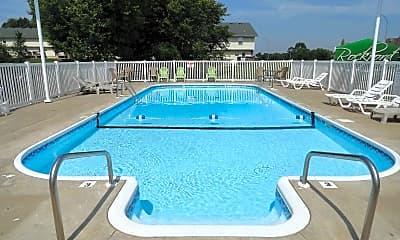 Pool, Rockford Townhomes, 1