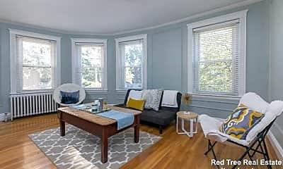 Living Room, 32 James St, 1