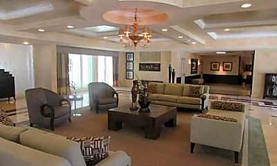 Living Room, 3410 Galt Ocean Dr, 2