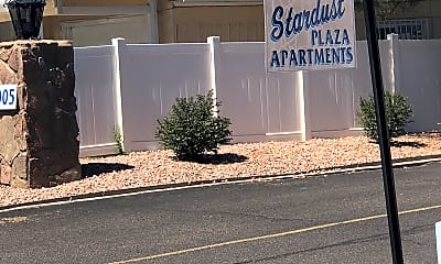 Stardust Plaza Apartments, 1