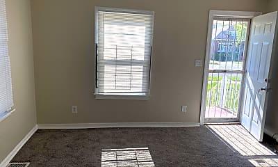 Living Room, 1341 Taft St, 1