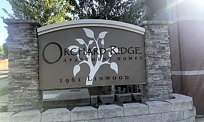 Orchard Ridge Apartments, 1