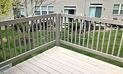 Patio / Deck, 3795 Thorngate Drive Unit 11D-B, 2