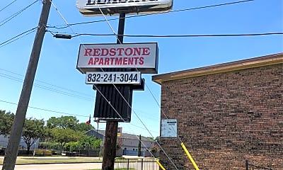 Redstone Apartments, 1