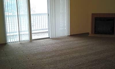 Living Room, STONEGATE 12102 STONEGATE DR, 2
