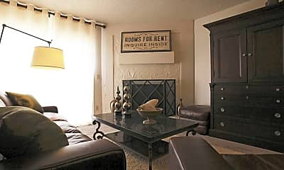 Living Room, Woodside Village, 1