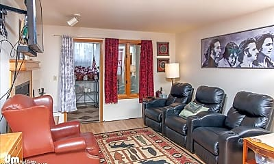 Living Room, 1200 I St, 1