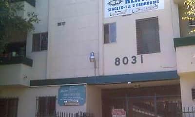 Manhattan Sepulveda Apartments, 1