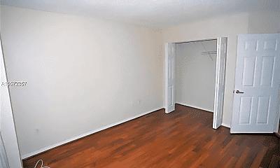 Bedroom, 1155 Brickell Ave, 2