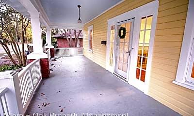 Patio / Deck, 2204 Chapel Hill Rd, 1