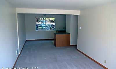 Living Room, 1716 N 38th St, 1