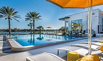 Pool, Lakeside Villas, 0