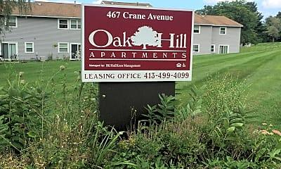 Oak Hill Apartments, 1