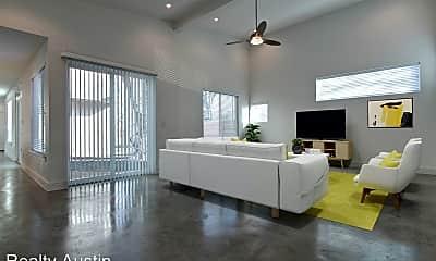 Living Room, 5305 Martin Ave, 1