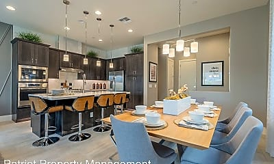 Dining Room, 7500 E Via De Luna Dr, 0