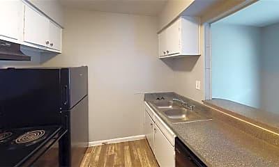 Kitchen, 3233 S Staples St 3, 1