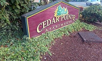 Cedar Point Apartments, 1