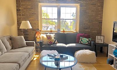 Living Room, 144 E Woodruff Ave, 0