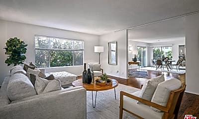 Living Room, 10302 Ilona Ave 3, 0