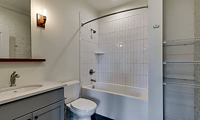 Bathroom, 212 N 2nd St 202, 2
