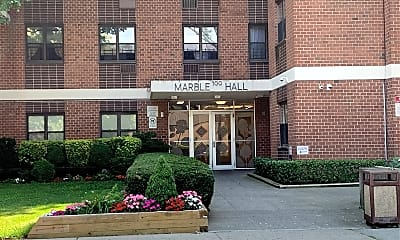 Marble Hall Apartments, 1