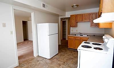 Kitchen, Grand Village at Williamsburg, 1