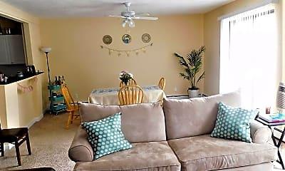 Living Room, 106 Tremont St, 1