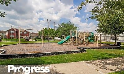 Playground, 4722 Silver Spruce Ln, 2