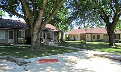 Building, 801 Stuart St, 1