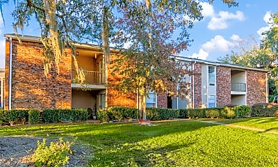 Building, Magnolia Oaks Apartments, 0