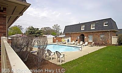 Pool, 1105 N Stephenson Hwy, 0