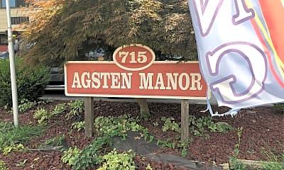 Agsten Manor, 1
