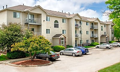 Building, Flatwater Apartments, 2