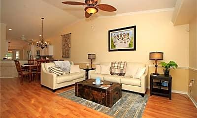 Living Room, 2770 Cypress Trace Cir 2428, 1