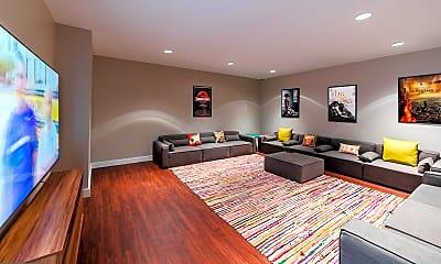 Living Room, 12 S Van Dorn St 408, 2