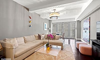 Living Room, 230 Central Park S, 2