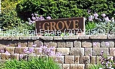 Community Signage, 1138 Grove Cir, 0