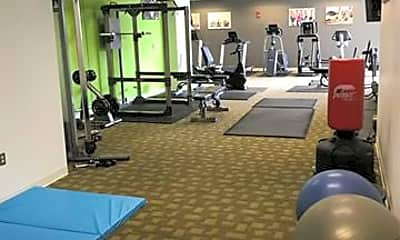 Fitness Weight Room, 350 N Main St 812, 2
