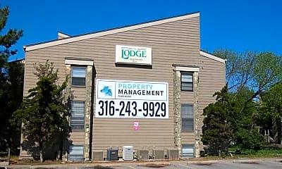 Community Signage, 3600 Kellogg Dr, 0