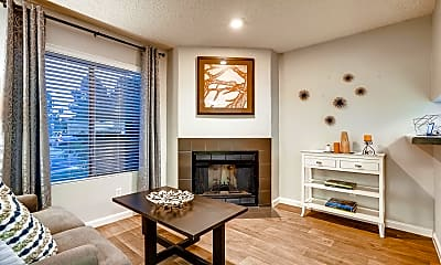 Living Room, Vistas at Plum Creek Apartment Homes, 0
