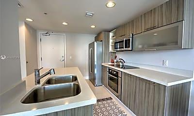 Kitchen, 6700 Indian Creek Dr 503, 2