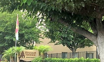 Mission Terrace Apartments, 1