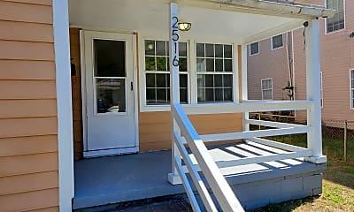 Patio / Deck, 2516 Hale St, 1