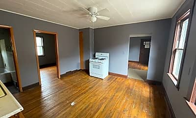 Living Room, 7006 Clement Ave, 1