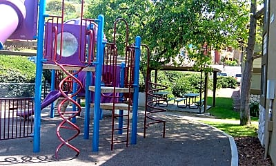 Playground, Home Terrace, 2