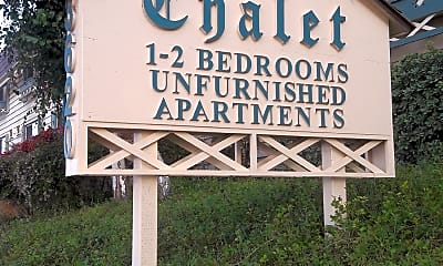Chalet, The, 1