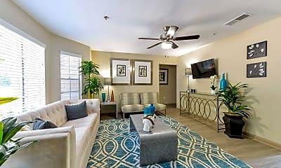 Living Room, Rosemont Cityview, 1