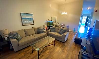 Living Room, 8850 Grand Palms Cir B, 1