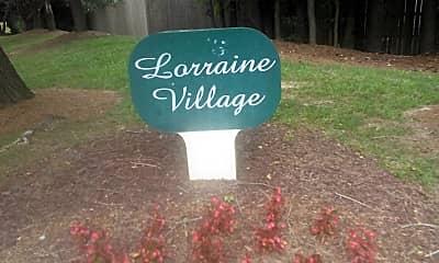 Lorraine Village, 1