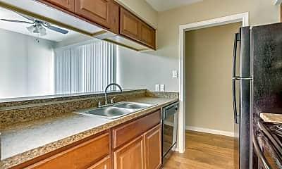 Kitchen, Three60 North, 0